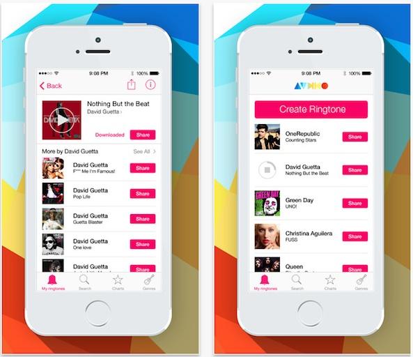 Pemilihan Ringtone Terbaik Melalui Aplikasi